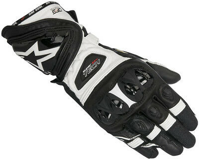 DUCATI CORSE LEATHER STREET RACING GLOVES RIDING PRO RACING GLOVES ALL SIZES
