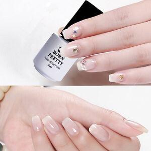 5ml-BORN-PRETTY-Nail-Art-Opal-Jelly-Gel-UV-LED-Gellack-Soak-Off-Manikuere-White