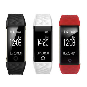 B46-dorado-pulsera-pulsuhr-podometros-deporte-Fitness-Tracker-Ios-Android