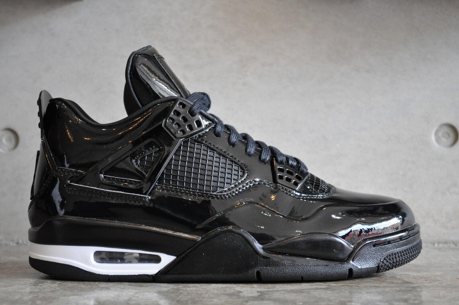 Nike Air Jordan 11LAB4 Black 2015 - Black White