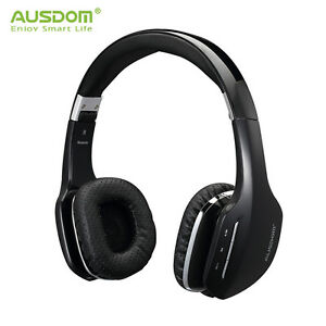 AUSDOM-M07-Wireless-Bluetooth-4-0-Stereo-Foldable-Headphones-Headsets-With-Mic