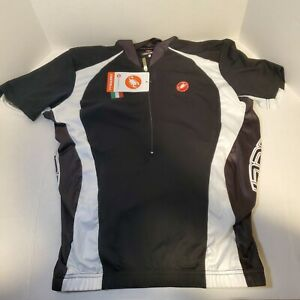 Castelli-Sport-Italia-Bike-Shirt-Cycling-Made-in-Hungary-Size-XL