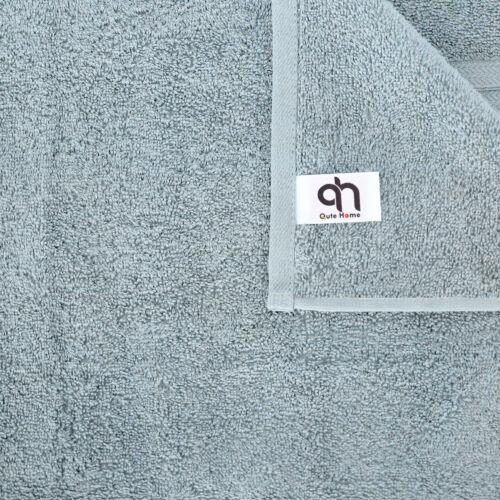 White 2-Piece Bath Towels Set for Bathroom100/% Soft Cotton Turkish Towels