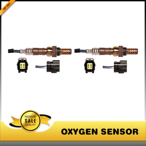 2X Denso Oxygen Sensor Up/&Downstream Fit 1999 Mazda Miata 1.8L