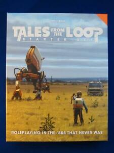 Tales From The Loop Starter Set - Free League - Mint
