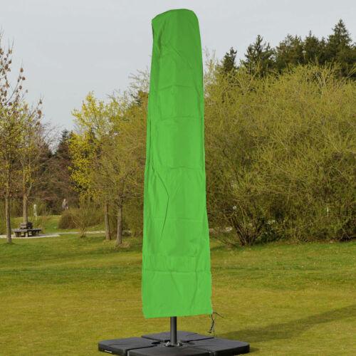 Abdeckhülle HWC Housse pour parasol à 4 m vert