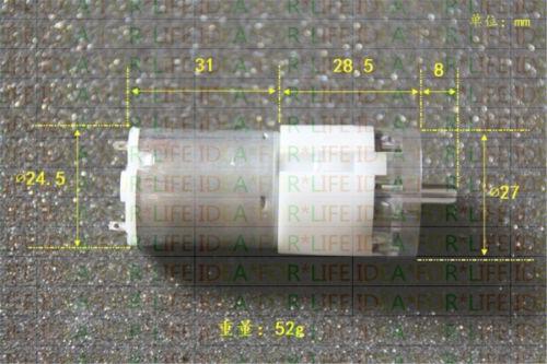 1 pcs MITSUMI MAP-AM-265 Air Pump 6V #C2MB