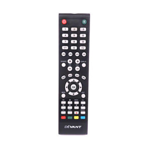 Details about New Original For DEVANT LCD LED TV DVD AV Player Television  Remote Control