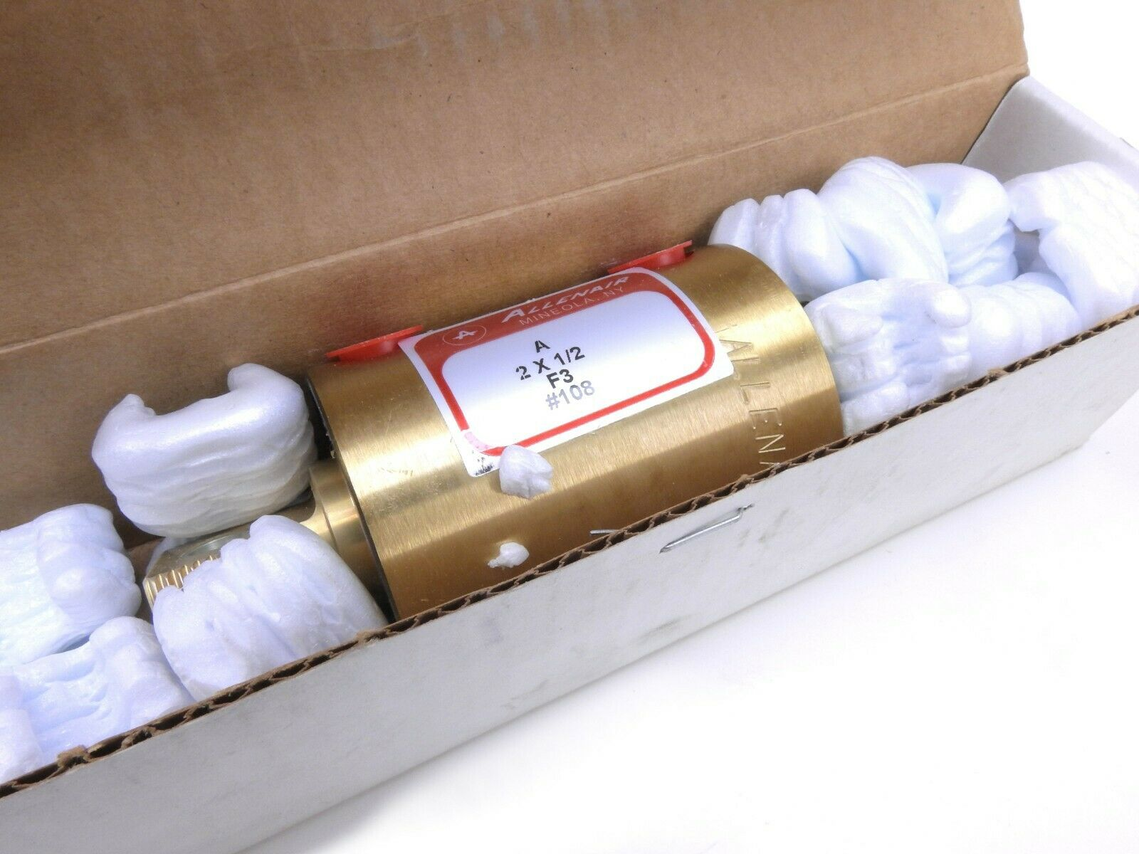 Allenair A 2 X 1/2 F3  Double Acting Pneumatic Cylinder