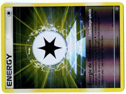 POKEMON TEMPETE HOLO INV N°  95//100 ENERGIE DISTORSION