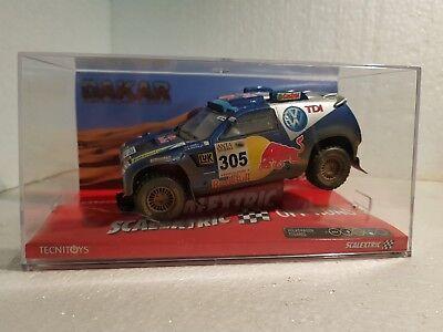 Spielzeug Elektrisches Spielzeug Qq 6305 Scalextric Volkswagen Touareg Effekt Schlamm #305 Sammlung Dakar Plus