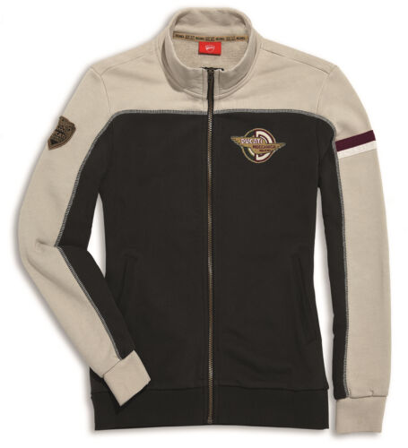 Sweatshirt Lady Sweat Ladies Nouveau Jacket Ducati Meccanica Pull wvO1qUPX