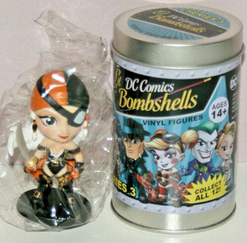 DC Comics Lil Bombshells Series 3 Vinyl Figure in Tin RAVAGER AA023