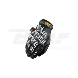 Mechanix Pair Black Gloves Couple Gloves Work Mechanical the Original Grip Black