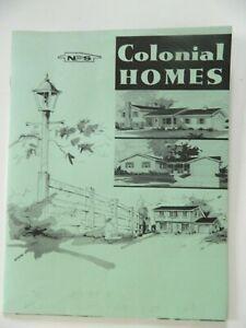 Rare Vintage Colonial Homes A Design
