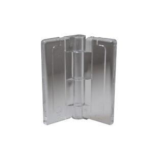 6 Pack Small Acrylic Plastic Hinge 1 1 2 Quot X 1 3 8 Quot Ebay