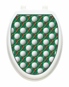 Sensational Details About Toilet Tattoos Themes Xoxo Golf Toilet Seat Decal Evergreenethics Interior Chair Design Evergreenethicsorg