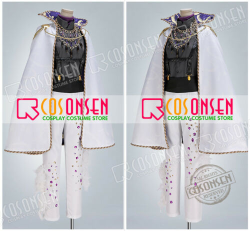 IDOLISH7 Animated OP WiSH VOYAGE Osaka Sogo Cosplay Costume Cosonsen All Size