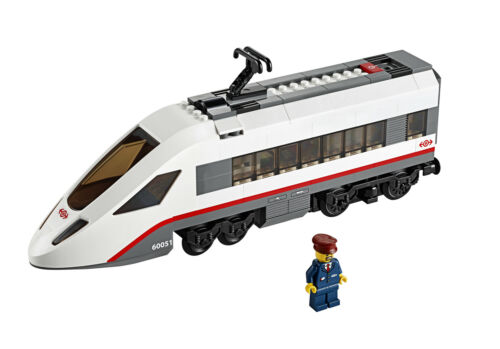 LEGO® City 60051 Hochgeschwindigkeitszug NEU OVP  High-speed Passenger Train NEW