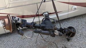 Gm Silverado Suburban Quadrasteer Axle 4 10 6 Lug Ebay