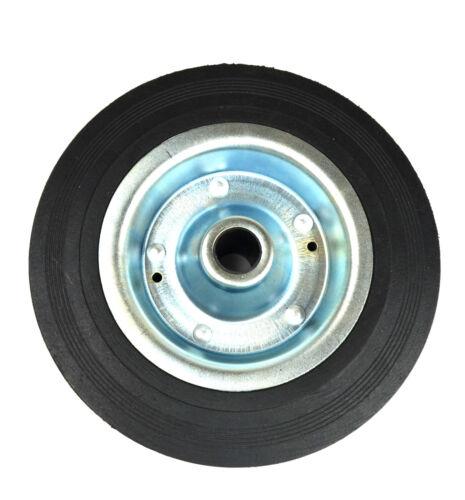Roue n14 Ø 200 x 50 mm en caoutchouc roues Transportrad Transport-Rôle Caoutchouc 200 kg