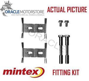 Nouveau-Mintex-plaquettes-frein-Avant-Accessoires-Kit-Cales-GENUINE-OE-Qualite-MBA1658