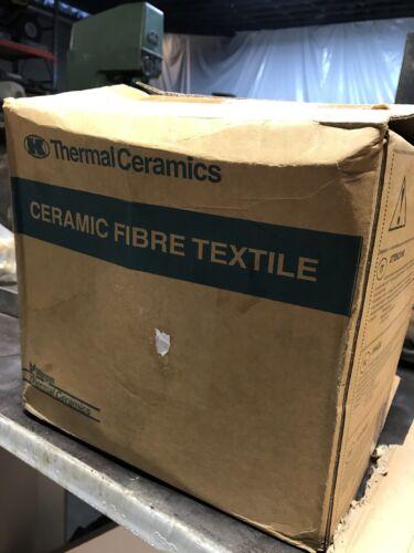 """Kaotex 1//2"""" Ceramic Fiber Rope"""