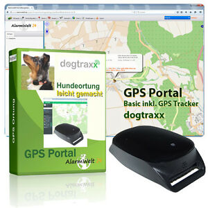 gps tracker dogtraxx hundeortung halsband gps sender tracking dog ortung ebay. Black Bedroom Furniture Sets. Home Design Ideas
