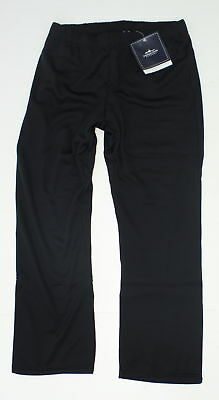 Activewear Nwt Charles River Ladies Hexsport Fleece Lined Bonded Track Pants Black L 03498 Bright In Colour