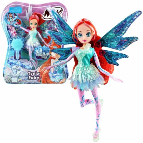BloomTynix Fairy BambolaWinx ClubMagique RobeStagione TV 728 cm