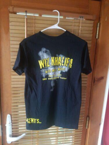 Classic Original Wiz Khalifa Mac Miller Tour T-Shi