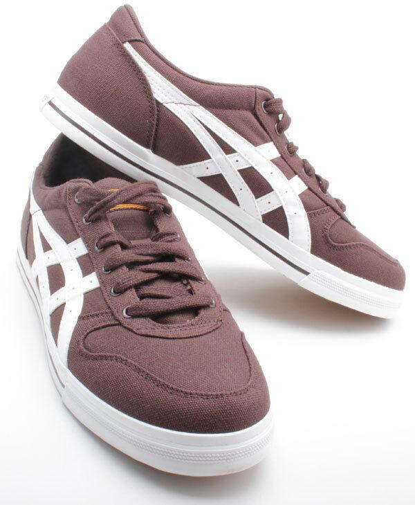 Asics Schuhe Aaron CV H900Q 2801 Brown/White