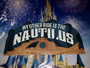 Disney-Parks-Nautilus-20-000-Leagues-Under-the-Sea-My-Other-Ride-Car-Auto-Magnet