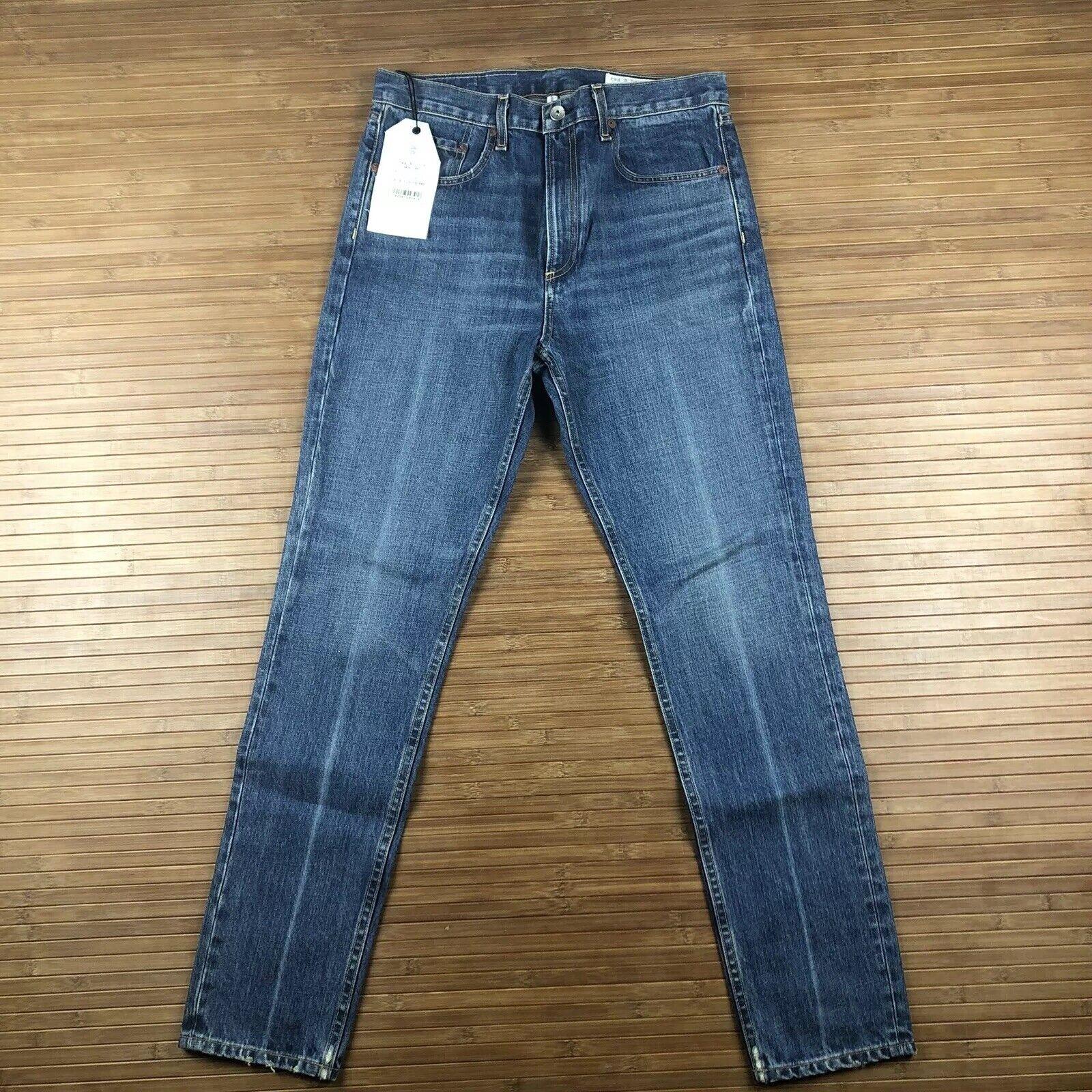 Rag och Bone ny York High Rise Skinny Jeans 28