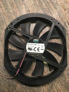 Genuine-Cool-Master-Desktop-Cooling-Fan-FA20030M12SFC-0X29LA-001-DC-12V-0-28A