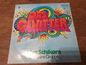 Das Gewitter  , DDR  Amiga , Uve Schikora   und seine Gruppe, LP