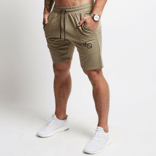 Sports Men/'s Workout Short Pant NEW Gym Fitness Jogging Slim Fit Running Shorts