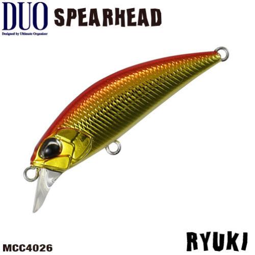 DUO SPEARHEAD RYUKI 45S 4.0 gr Sinking Minnow ASSORTED COLORS