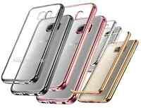 Samsung Galaxy S6 Case Transparent Crystal Clear Case Gel TPU Soft Cover Skin