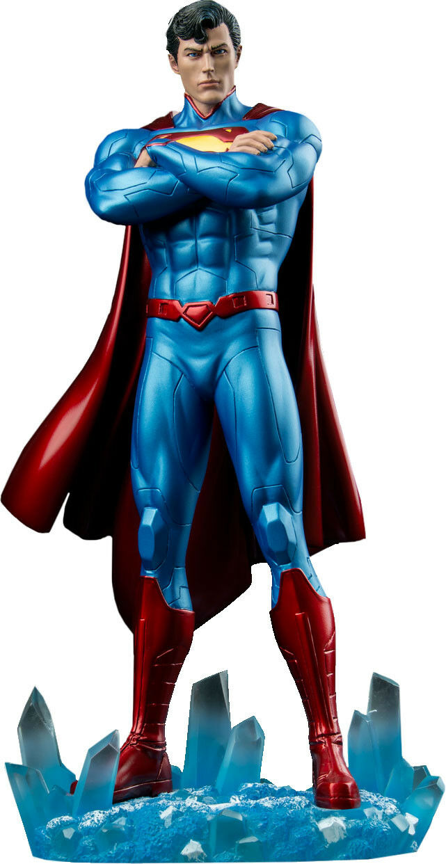 SUPERhomme  The nouveau 52 - Superhomme 1 6th  Scale Statue (Ikon Collectables)  nouveau  le plus en vogue