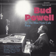 Bud Powell At The Blue Note Cafe Paris (Night In Tunesia) Magic Music CD