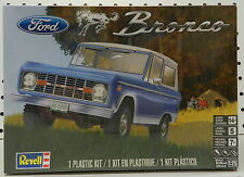 FORD BRONCO 4X4 TRUCK SUV 1973 289 66 70 71 68 69 77 SEALED F/S REVELL MODEL KIT