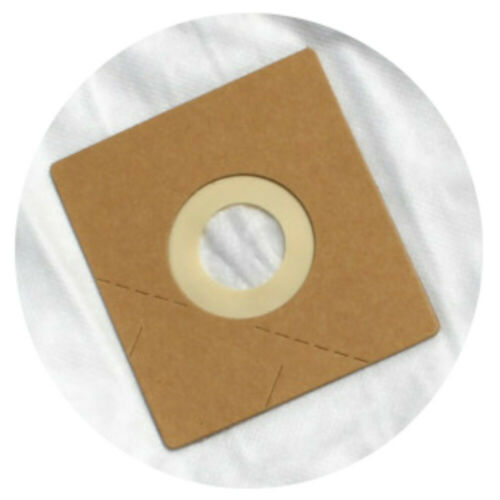 10 Staubsaugerbeutel geeignet für Fakir RED VAC TS 120 Beutel Filterbeutel Säcke