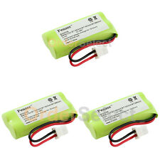 3x Home Phone Battery for VTech CS6114 CS6124 CS6328 CS6329 CS6400 CS6409 CS6419