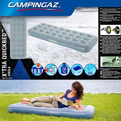 Isomatten & Matratzen Camping & Outdoor Nachdenklich Campingaz X'tra Quickbed Single Campingbett Luftmatratze Gästebett Luftbett Fortgeschrittene Technologie üBernehmen