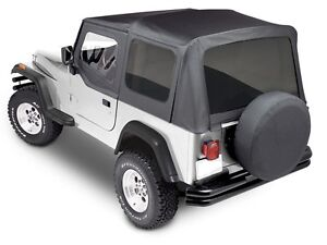 Image Is Loading Premium Replacement Soft Top Kit For 1988 1995