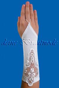 Communion Gants Gants Communion Communion Gants Dentelle Perles-chuhe Handschuhe Kommunion Kommunionshandschuhe Spitze Perlenfr-fr Afficher Le Titre D'origine