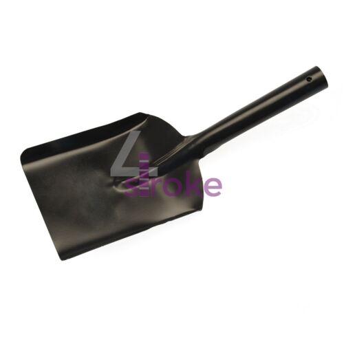 170mm solide en acier cheminée cheminée poêle cendres de nettoyage Pelle à charbon