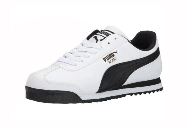 PUMA Roma Basic Men's Sneakers - White
