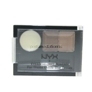 NYX-Eyebrow-Cake-Powder-ECP06-BLONDE-Brand-New-in-Manufacture-Packaging
